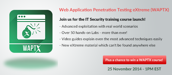 waptx - eLearnSecurity