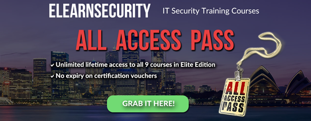 all access pass blog