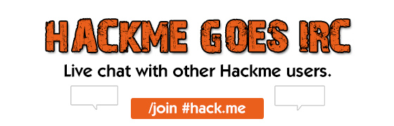 hackme chat