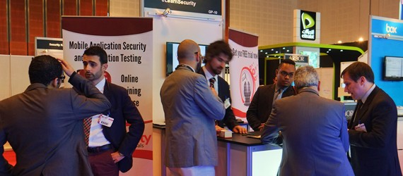 elearnsecurity gisec dubai 2015
