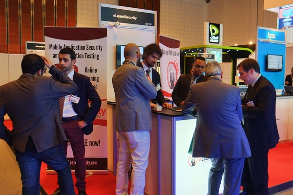 elearnsecurity gisec dubai