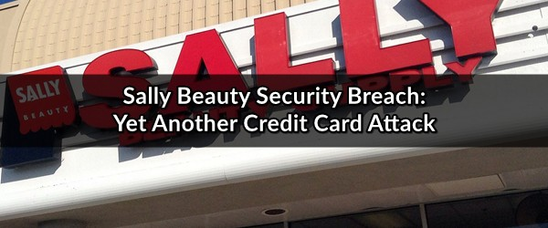 credit card breach