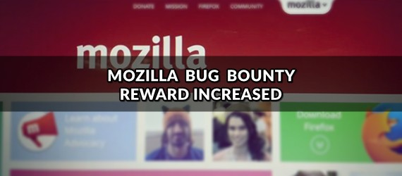 mozilla bug bounty reward