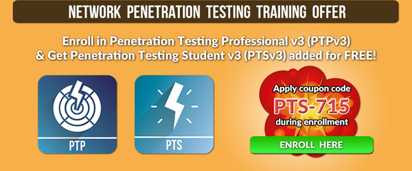 Network Penetration Testing training courses