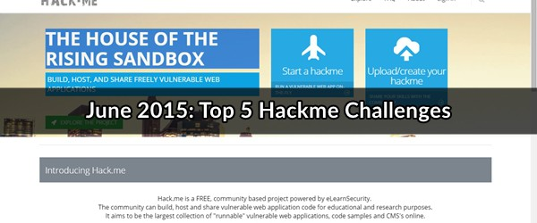 top 5 hackme projects